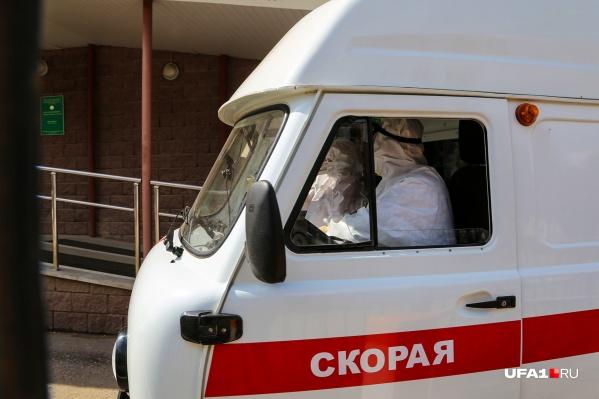 Мужчину принудительно госпитализировали в туберкулезную больницу