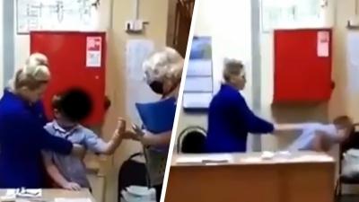 В нижегородской школе вахтерша силой пыталась утихомирить младшеклассника