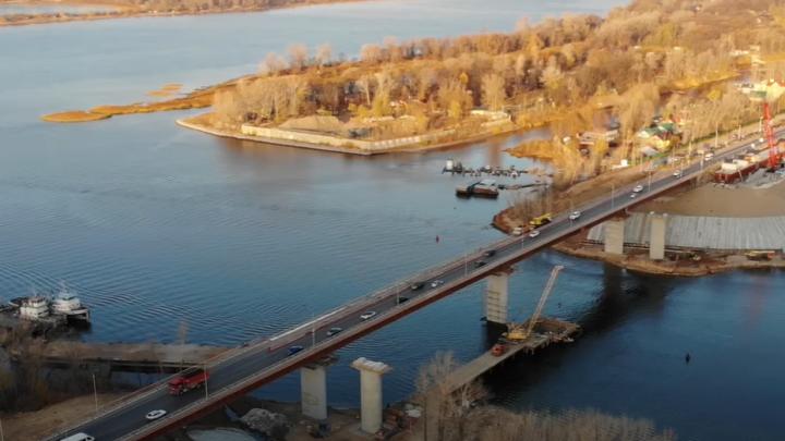«Самое сложное позади»: строители подготовили основания для всех опор нового моста через Сок