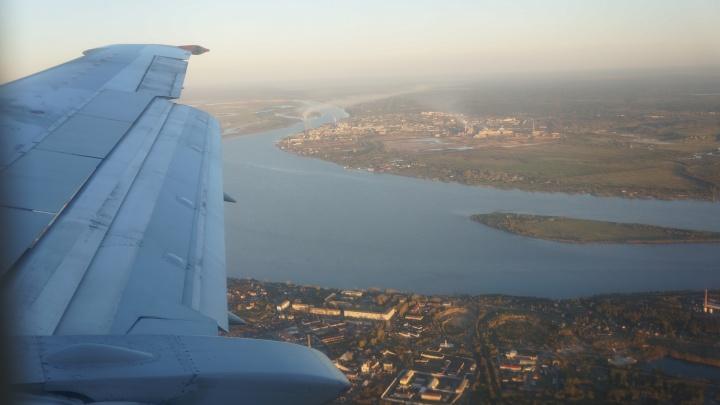 С 31 июля откроется авиасообщение между Архангельском и Котласом