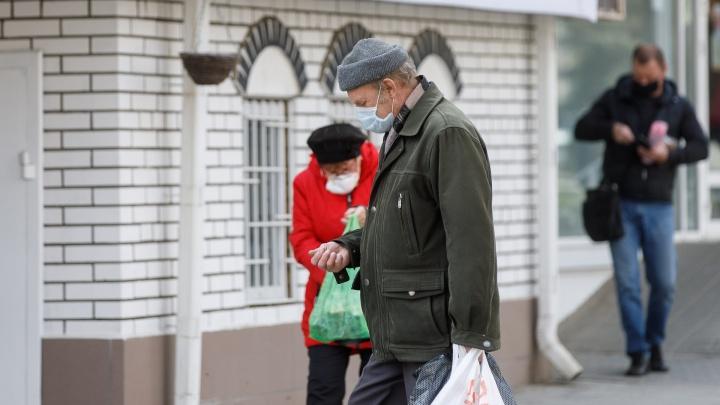 Работающим пожилым ярославцам из-за коронавируса продлят больничные: до какого числа