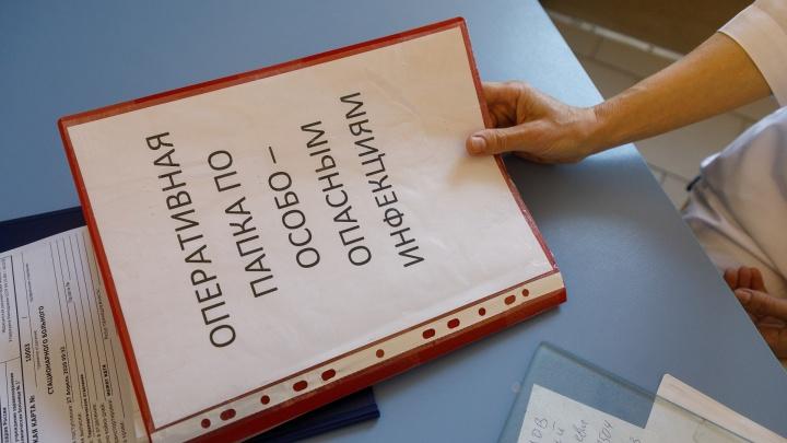 Цифра стремительно растет: в Волгограде за выходные насчитали больше 200 заболевших COVID-19