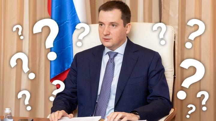 «Мы самоизолируемся или как?»: 25 вопросов врио губернатора от северян под его постами в соцсетях
