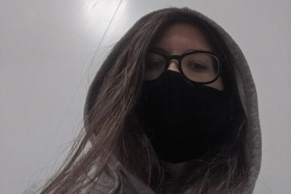 Екатерина потеряла обоняние 22 мая, тогда же поднялась небольшая температура
