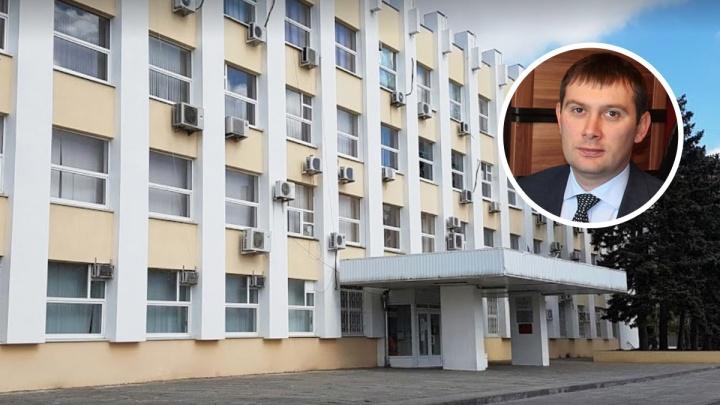 Логвиненко уволил главу Советского района Ростова