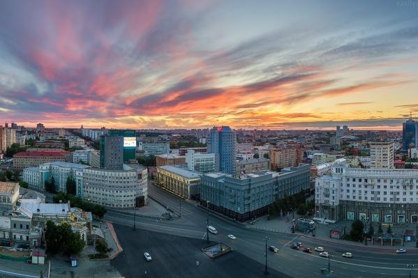 Пространства Челябинска, которое находится южнее проспекта Ленина, хватит, чтобы расположить Лихтенштейн, Сан-Марино, Монако и Ватикан