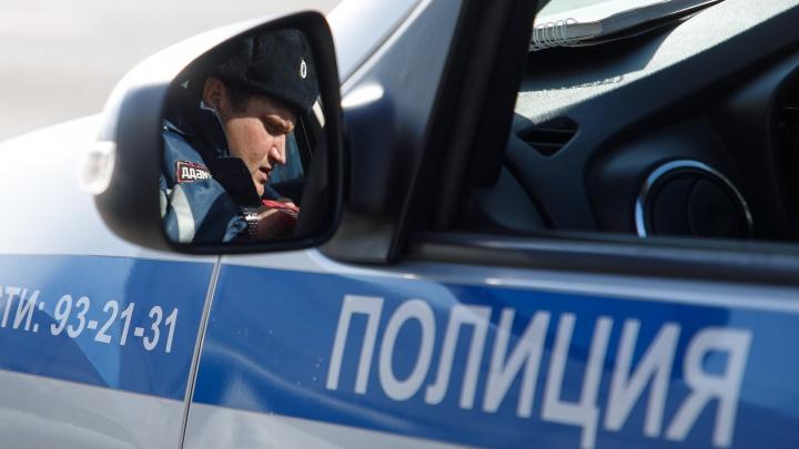 На въезде в Волжский утром столкнулись три машины