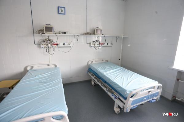 В Челябинске открылась новая база для лечения пациентов с коронавирусом