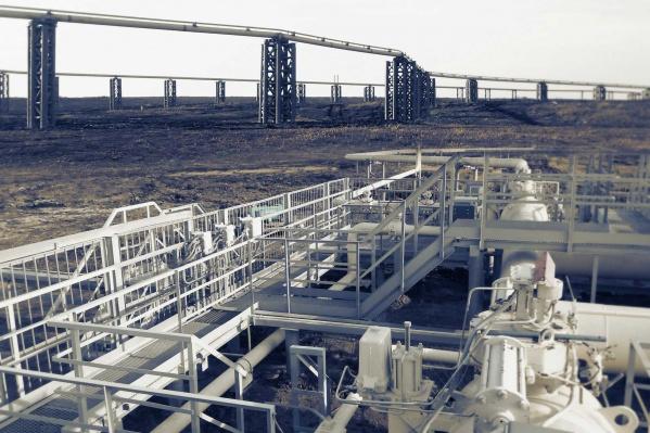 АО «Норильсктрансгаз» — дочернее общество ПАО «ГМК «Норильский никель»», его основная задача —транспортировка газа и газового конденсата
