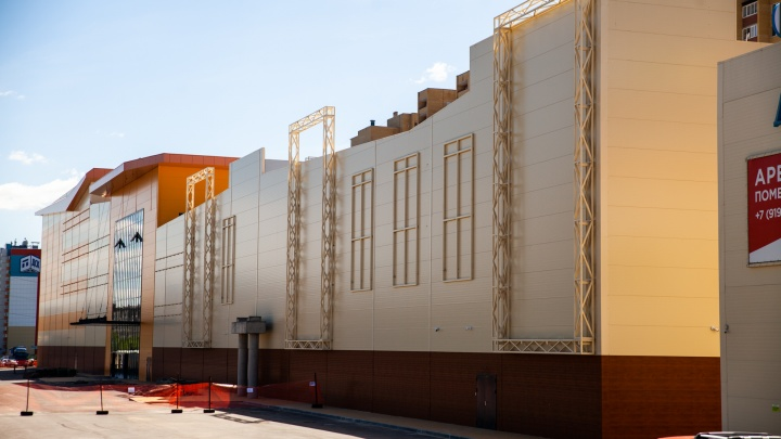 В Тюмени появится новый торговый центр. Рассказываем, что там будет