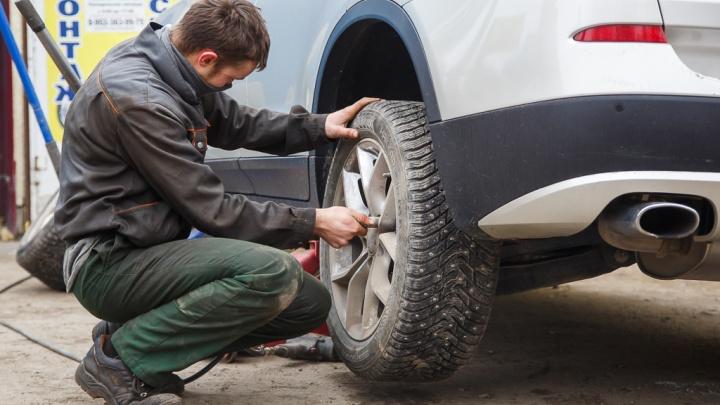 Кто одно колесо пробил, кто все четыре: в Волгограде ищут грузовик, рассыпавший по дороге металлическую стружку