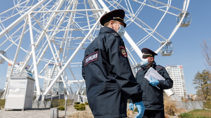 «Москвичей отпустили с предупреждением»: в Волгоградской области за сутки поймали 29 нарушителей режима