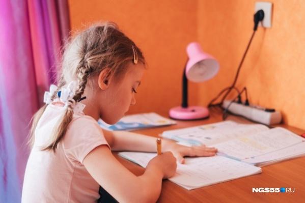 Индивидуальное обучение из дома ложится на плечи родителей