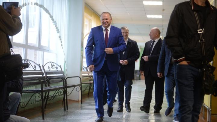 Бывший полпред Цуканов стал вице-президентом «Ростелекома»
