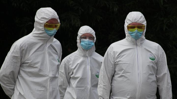 От коронавируса в Омске умерли ещё четыре пациента