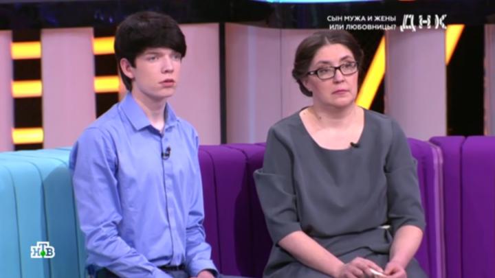 «У него должна быть родная душа»: 17-летний пермяк пытается узнать тайну своего рождения в шоу «ДНК»
