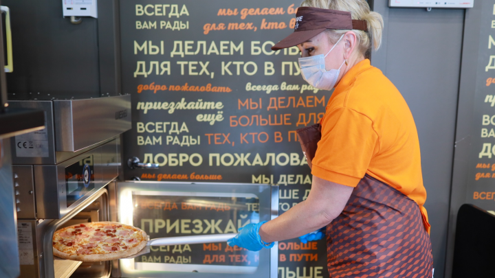 Итальянский обед за 5 минут: как уральские заправки превращаются в рестораны