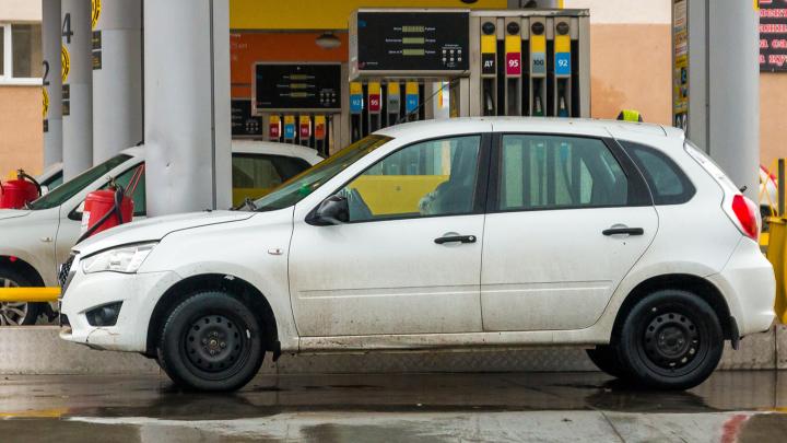 В Самарастате посчитали, на сколько подорожал бензин за последний год