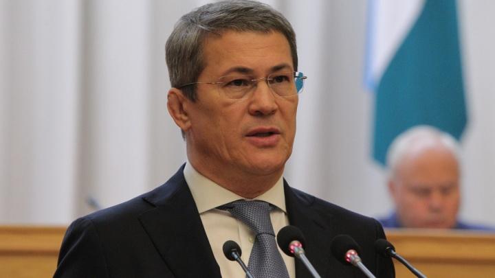 Радий Хабиров отчитал министра ЖКХ Башкирии за доклад: «Я ничего не понял»