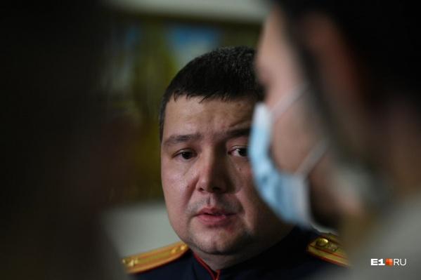 Сергей Мальцев был удивлен изъятой у Алексея Александрова литературой