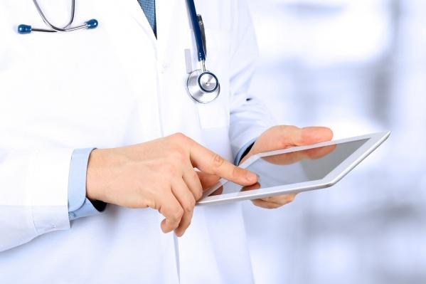 Благодаря «Мобильному доктору» врач теперь тратит гораздо меньше времени