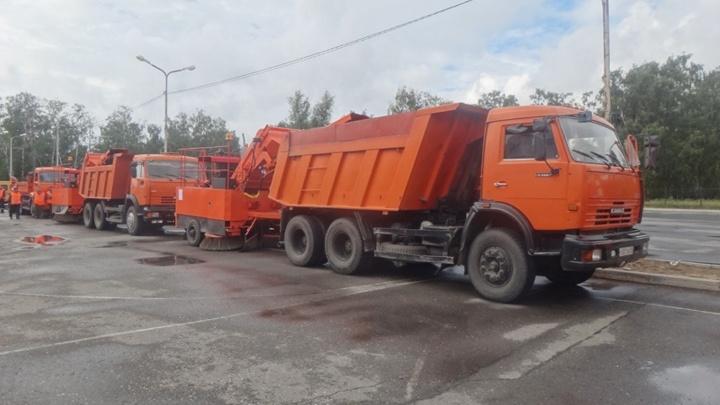 В навигаторе появились специальные маршруты для грузовиков, проезжающих через Омск