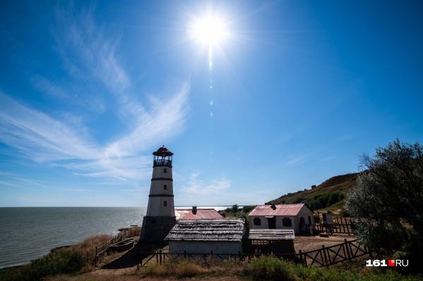 Знаменитый маяк стал важной точкой на туристической карте Ростовской области