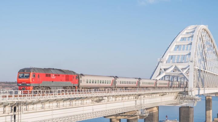 Из Крыма запускают скорый поезд в Омск