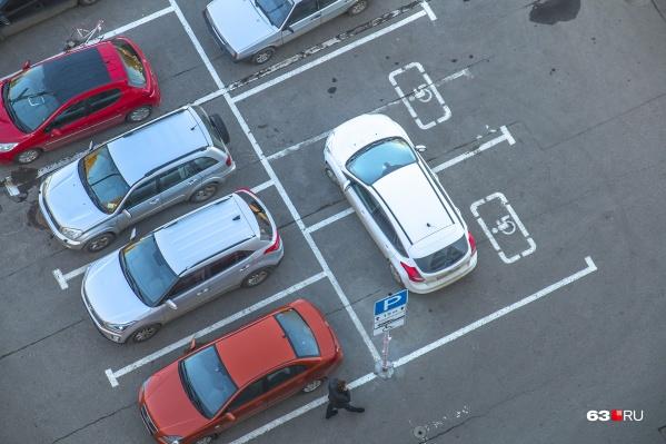 Парковка будет рассчитана на 750 мест