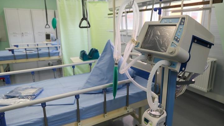 «Мы готовы к очень сложному периоду»: в Волжском достроили инфекционную больницу на 60 мест