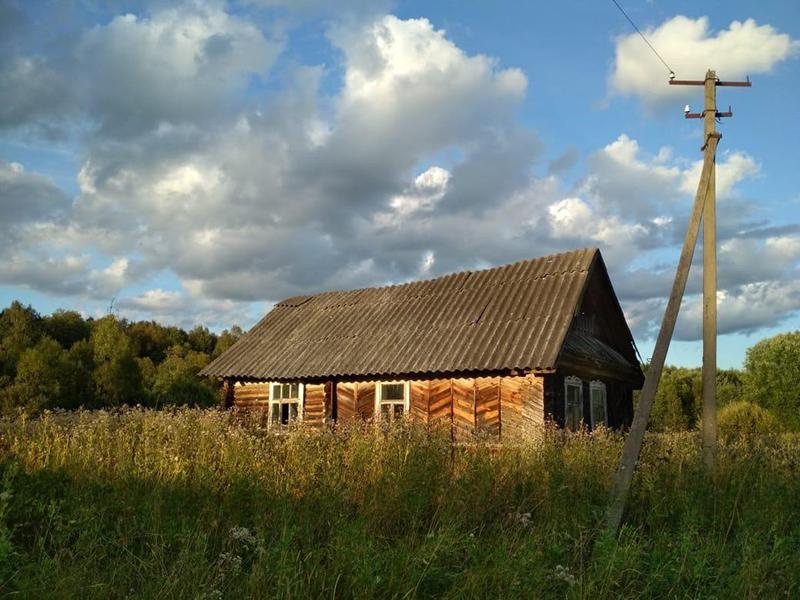 Деревня Болотско