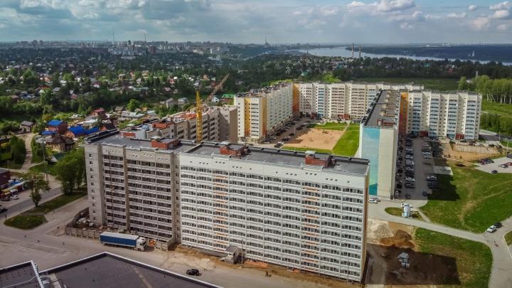 Группа компаний ПЗСП начала заселение дома в ЖК «Лазурный» на месяц раньше срока