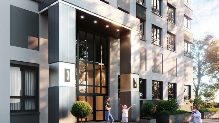 Никаких оплат, пока дом строится: в новом ЖК рядом с метро раскупили 75% квартир