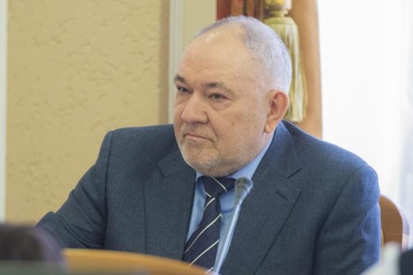 Распоряжение об отставке Алексея Лапина глава региона подписал 26 марта