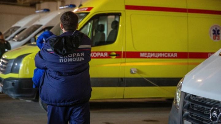 Водитель без прав насмерть сбил мужчину в Калининском районе Новосибирска