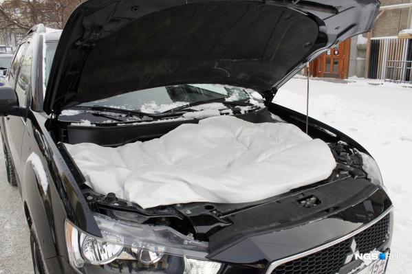 А вы пользуетесь зимой автоодеялом? Поделитесь своим опытом в комментариях