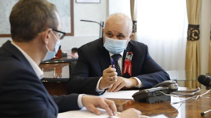 Власти Кузбасса рассказали, чем больше не будет заниматься Цивилёв (по его собственному желанию)