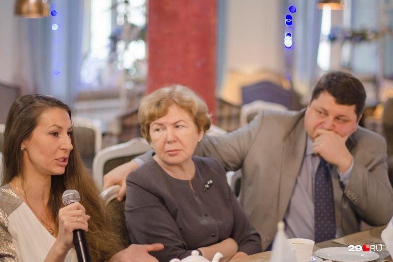 Обновление системы родовспоможения в 2017 году обсуждали на круглом столе, организованном 29.RU<br>