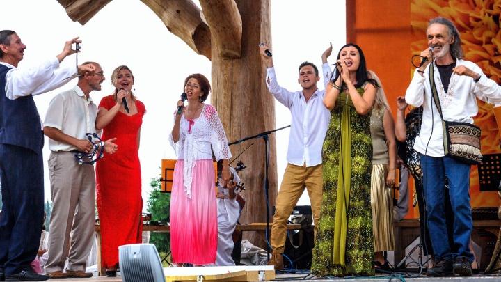 Певицу Светлану Владимирскую госпитализировали из общины Виссариона в Красноярск
