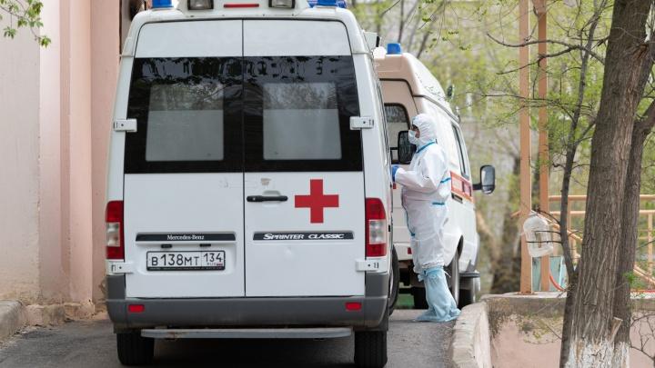 В Самарской области врачи выявили COVID у 97 человек
