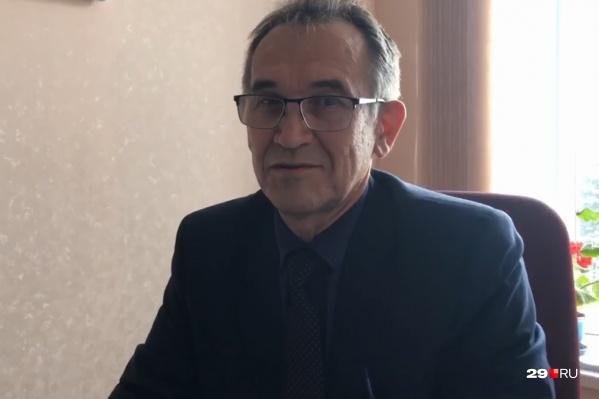 Александр Майданов работает в «Горсвете» с 1995 года