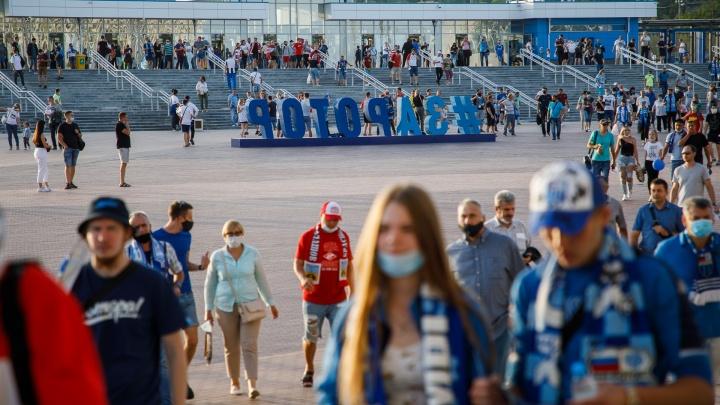 «То, что было хорошо вчера, сегодня не подходит»: в Волгограде известных игроков «Ротора» меняют на легионеров