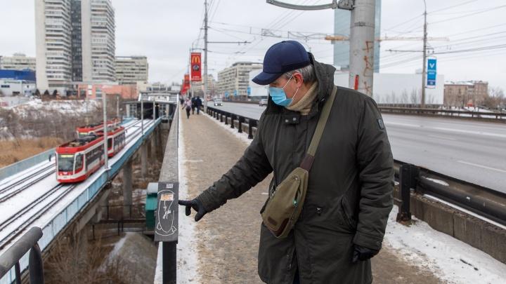 «Тут может случиться трагедия»: в Волгограде прокуратура проверит на прочность перила Астраханского моста