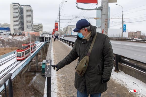 Еще в ноябре чиновники пообещали укрепить все пролеты