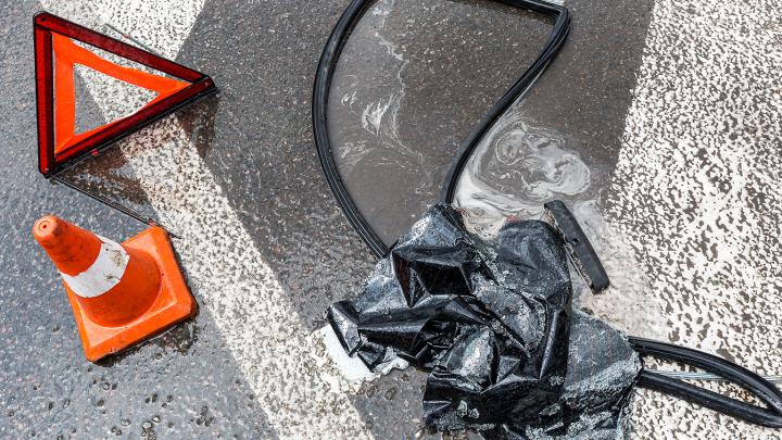 Умер до приезда скорой помощи: на федеральной трассе в Волгоградской области задавили мужчину