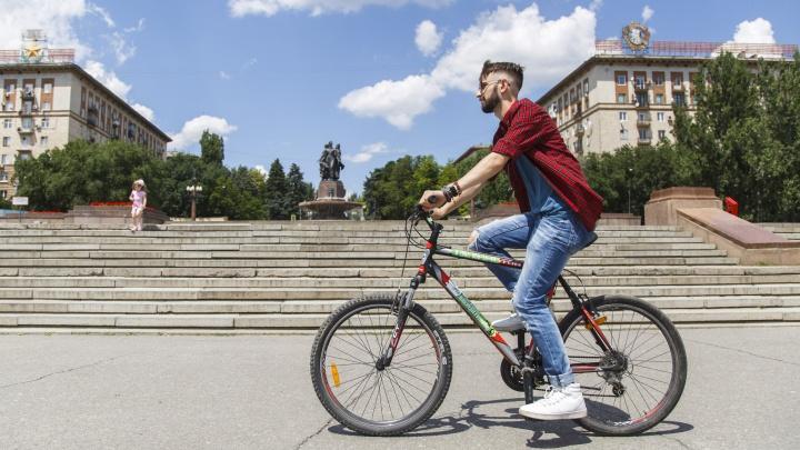 «Выискивают нарушения для подтверждения гипотез»: волгоградец — о битве велосипедистов и водителей