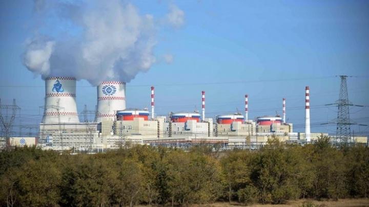 Четвертый энергоблок Ростовской АЭС отключили из-за трещины в трубе