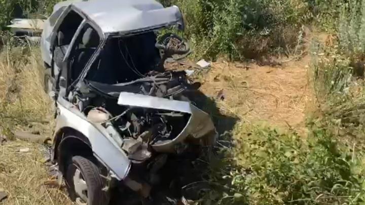В Ростовской области в аварии погибли пять человек