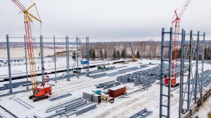 MAKFA и Райффайзенбанк реализуют проект по строительству одного из крупнейших логистических центров