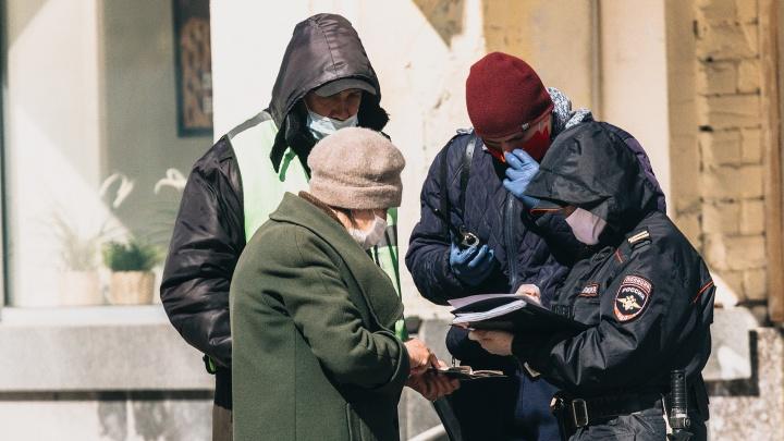 В Самарской области усилили контроль за соблюдением режима самоизоляции